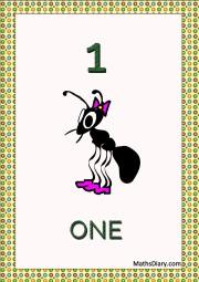 1 ant
