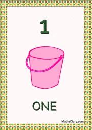 1 bucket