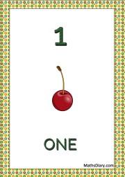 1 cherry