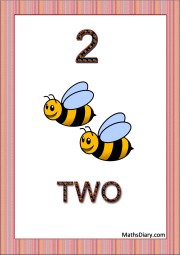 2 bees