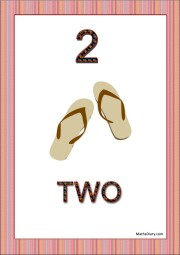 2 slippers