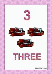 3 belts