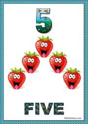 5 laughing strawberries