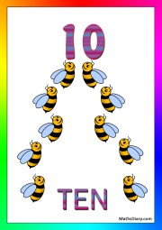 10 bees
