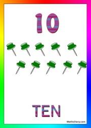 10 board pins