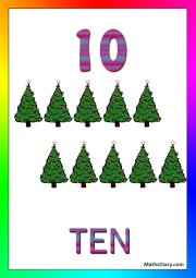 10 christmas trees