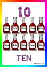 10 ketchup