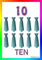 10 neck ties