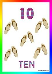 10 sandals