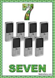 7 mobile phones