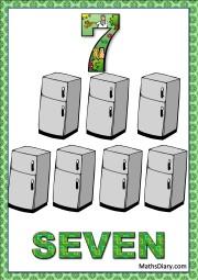 7 refrigirators