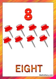 8 board pins