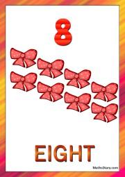 8 bows