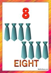 8 neck ties
