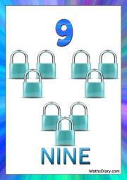 9 blue locks