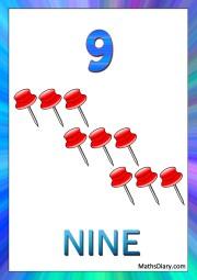 9 board pins