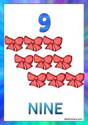 9 bows