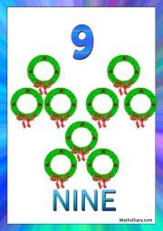 9 christmas wreaths