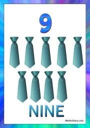 9 neck ties