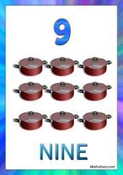 9 sauce pans