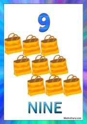 9 yellow locks