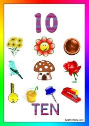 10 objects -worksheet 2