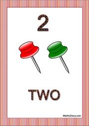2 darts