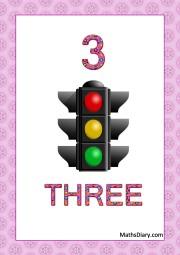 3 lights