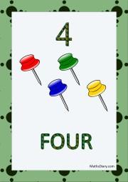 4 board pins