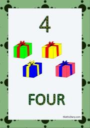 4 gift packs