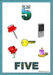 5 objects- worksheet 2