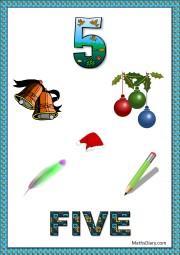 5 objects- worksheet 5