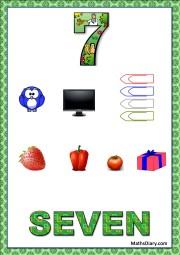 7 objects - worksheet 3