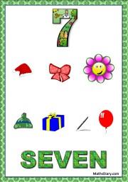 7 objects - worksheet 4