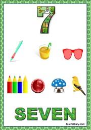 7 objects - worksheet 6