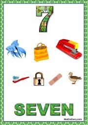 7 objects - worksheet 7
