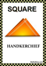 SQUARE HANKEY