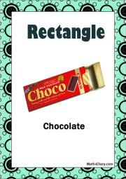 chocolate rectangle