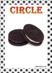 circle oreo