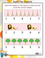 count-the-objects-worksheet-4