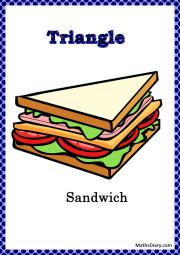 tri sandwich