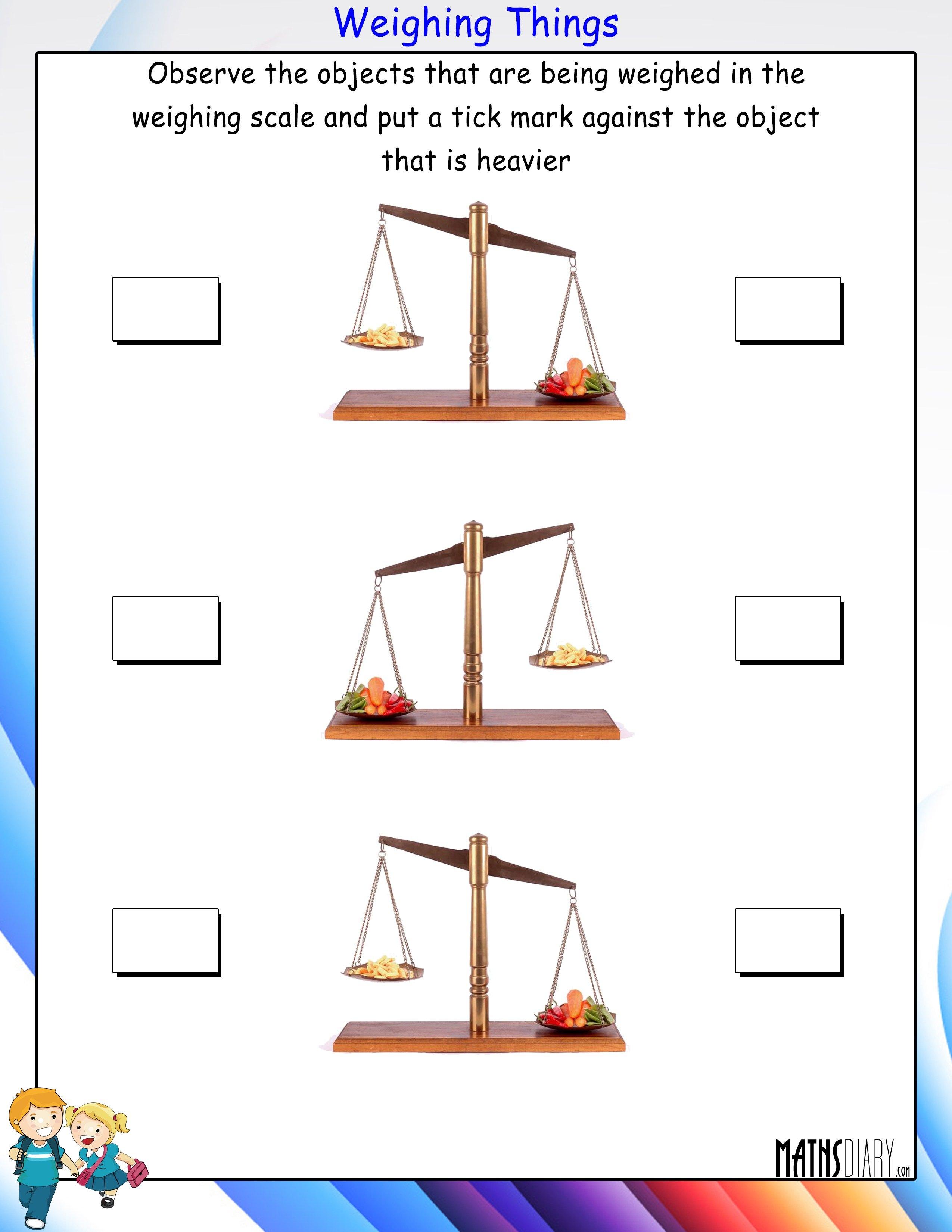 Nursery Math Worksheets - Page 9