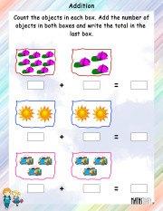 Addition-worksheet- 7
