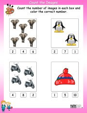 Count-the-images-worksheet-1