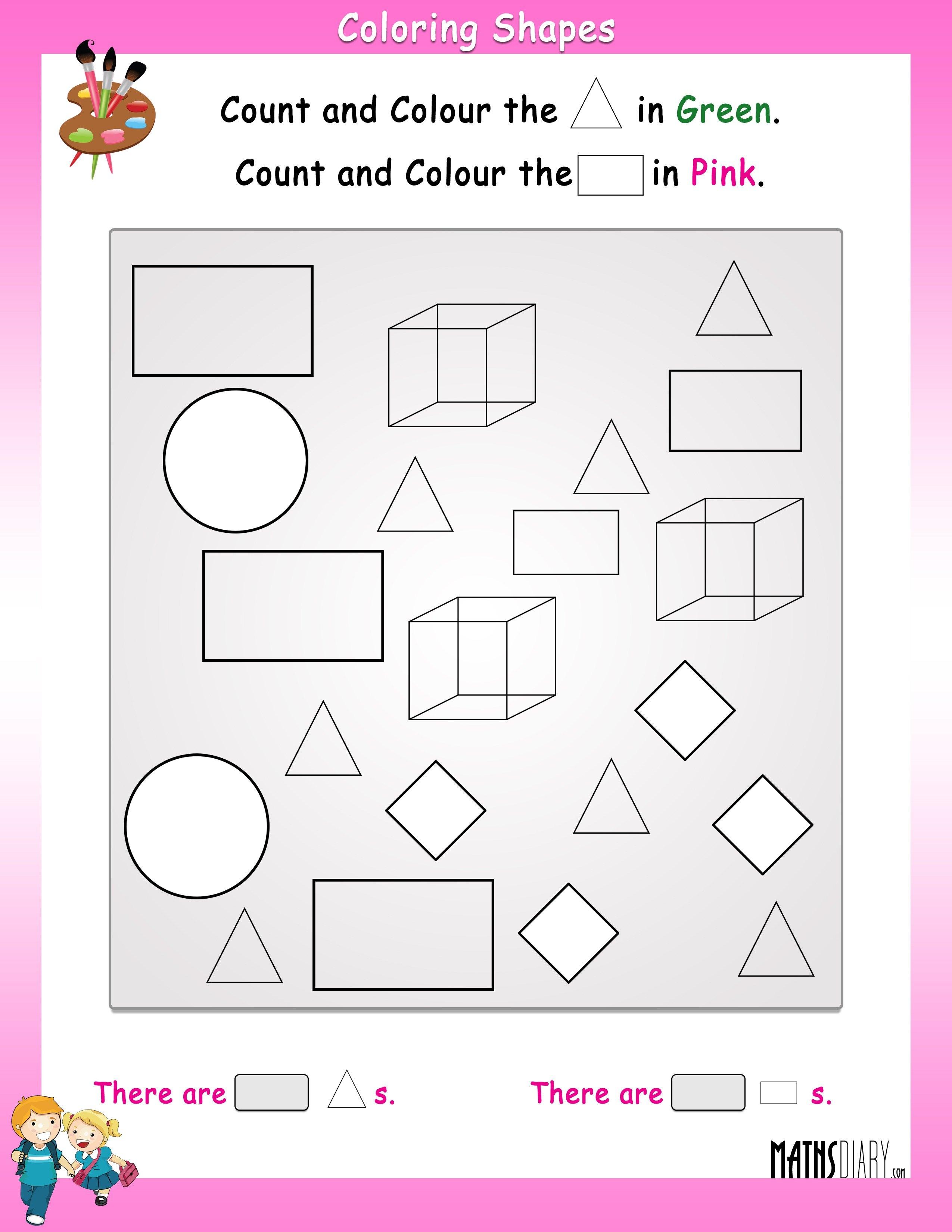 Shapes – Grade 1 - Math Resources