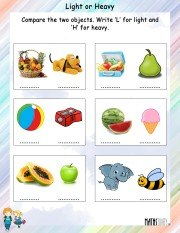 compare-objects-worksheet- 1