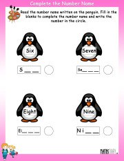 complete-the-number-name-worksheet-2
