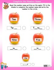 complete-the-number-name-worksheet-5