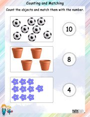 counting-and-matching-worksheet-2