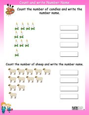 counting-and-number-names-worksheet-1